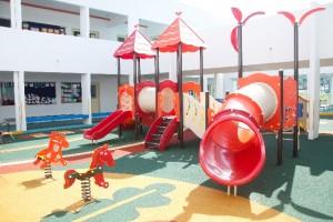 幼稚園の遊具