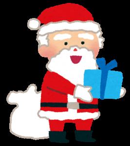 クリスマスプレゼントを渡す日はいつ,