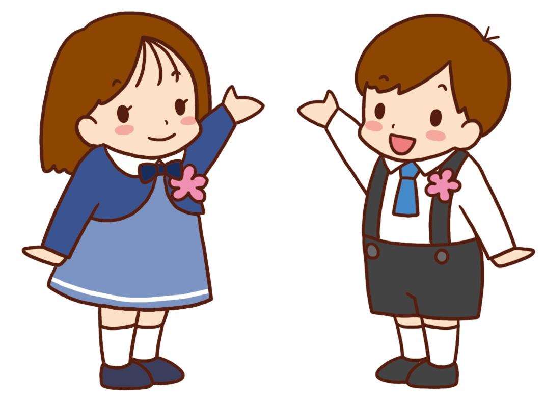 卒園式の子供の服装