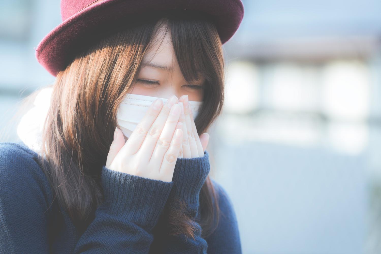 PM2.5に注意