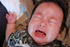 夜泣きしない赤ちゃん